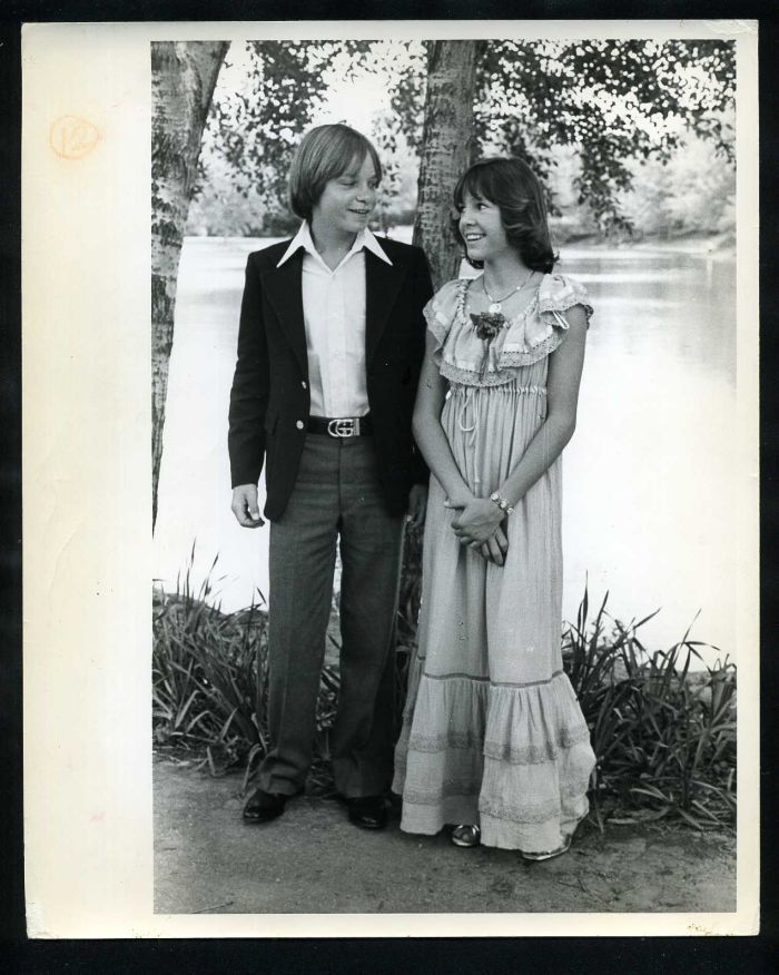 1970s KRISTY MCNICHOL & LANCE KERWIN Vintage Original Photo EMPTY NEST gp | eBay