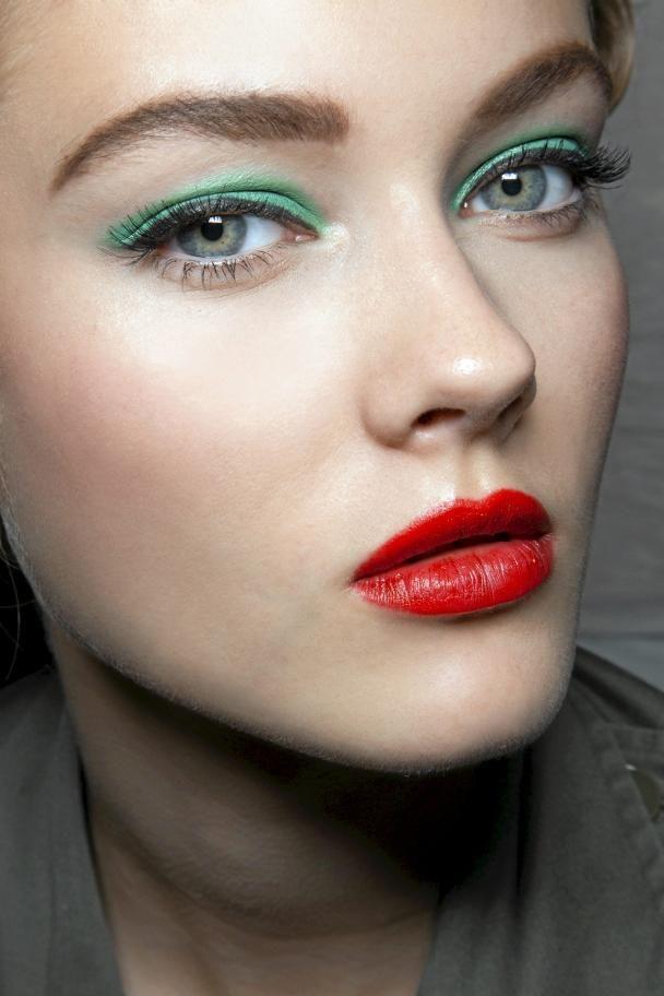 Monika Jac Jagaciak at Dior