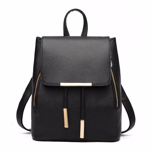 - Stylish simple urban womens backpack for the modern fashionista - Popular design offers a cool classic look - Great for a casual day out or special occasion - Made from high quality material - Avail