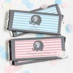 Personalized Baby Shower Hershey's Chocolate Bars
