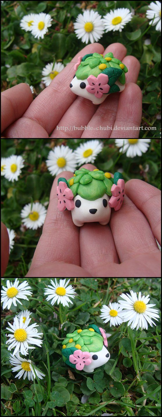 deviantART: More Like polymer clay pokemon and doaremon by ~dsam4