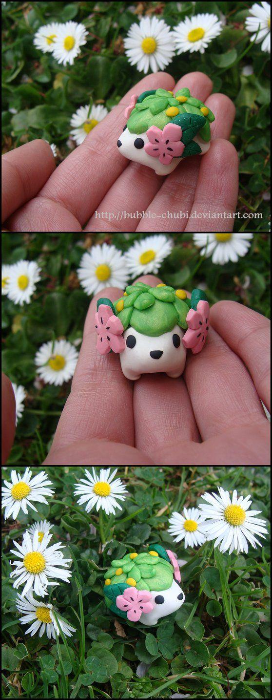 deviantART: More Like polymer clay pokemon and doaremon by ~dsam4