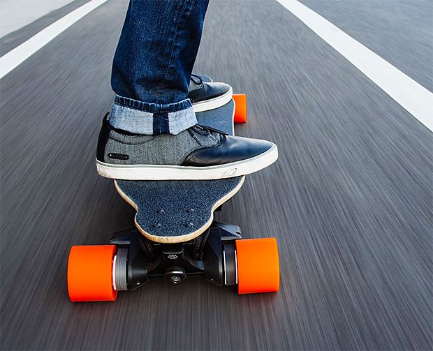 Boosted Board. Suck it, Segway!