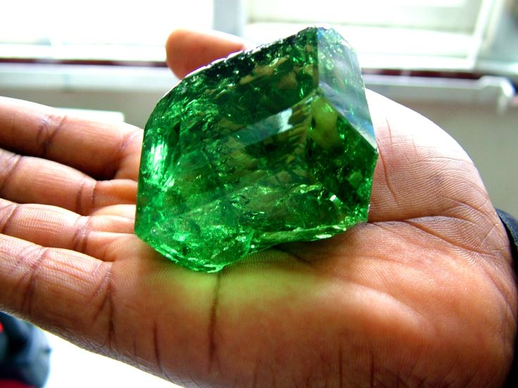 The Largest Tsavorite in the World  http://www.geologyin.com/2015/12/the-largest-tsavorite-in-world.html