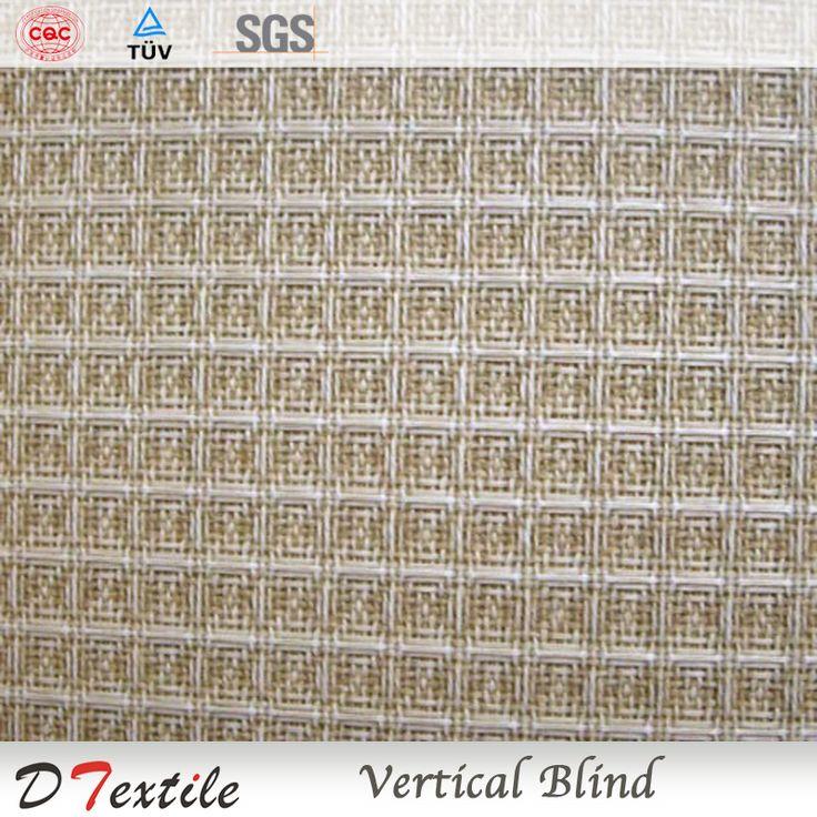 100% полиэстер использования внутри помещений вертикальные жалюзи готовые вертикального типа ткани венецианский blidns CN712