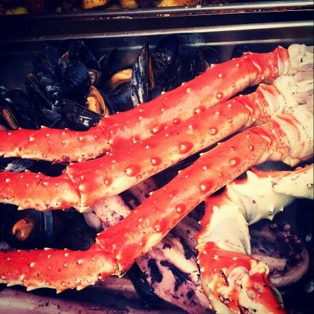 red giant crab