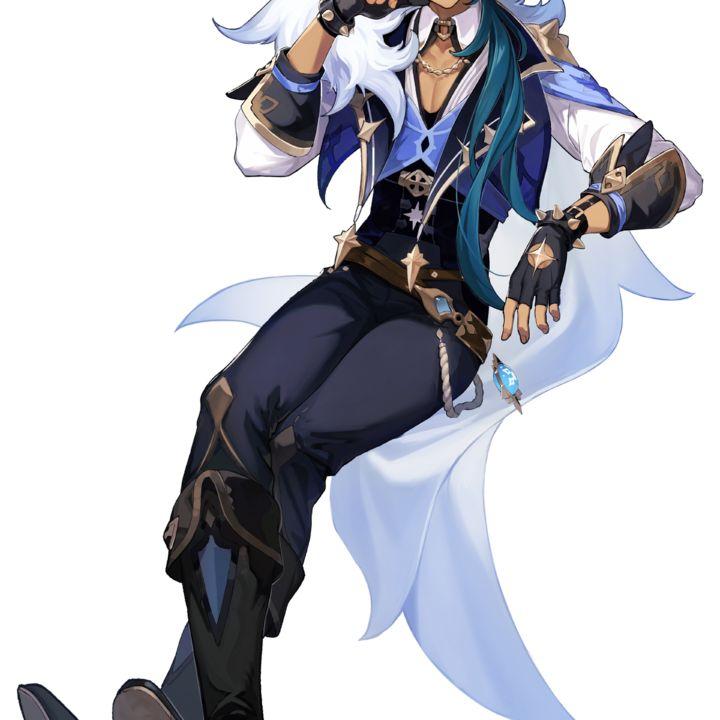 Kaeya Genshin Impact Wiki Fandom Fandoms Game Character Playable Character