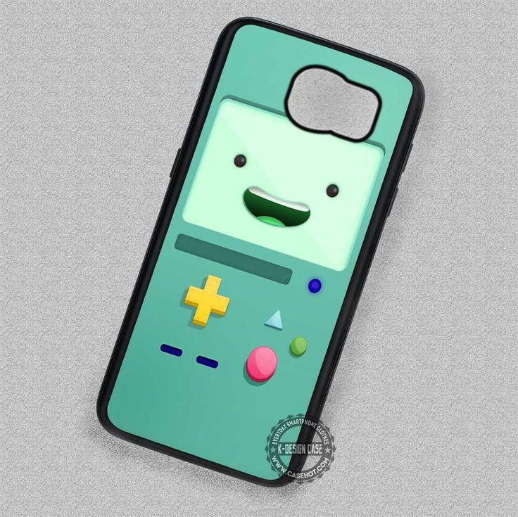 Adventure Time Inspired Beemo - Samsung Galaxy S7 S6 S5 Note 7 Cases & Covers