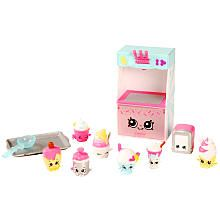 Shopkins Season 3 Food Fair - Cool and Creamy Collection 8 Pack