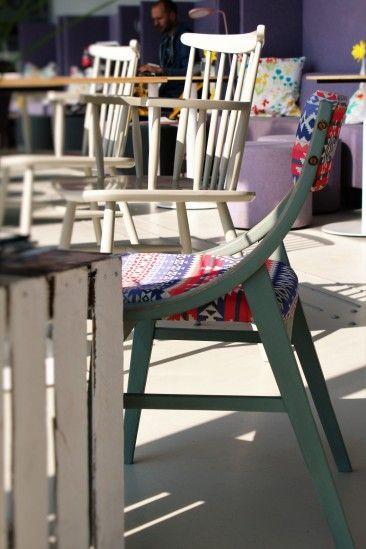 """Krzesło """"1"""" – wytwórczość drobna"""