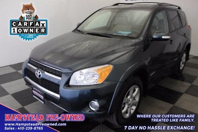 Used 2010 Toyota RAV4 Limited for sale at Hampstead Pre-Owned in Hampstead, MD for $13,997. View now on Cars.com.