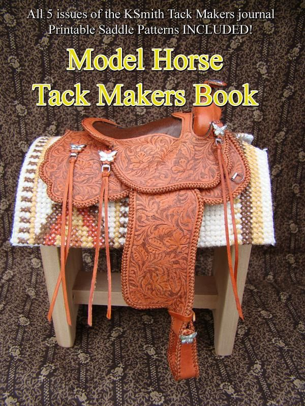 MH$P | Re-Release Of The Model Horse Tack Makers Book
