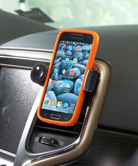 Black Air Vent Phone Holder