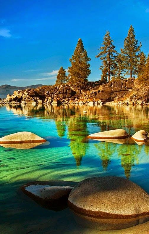 Sand Harbor,San Antonio,USA