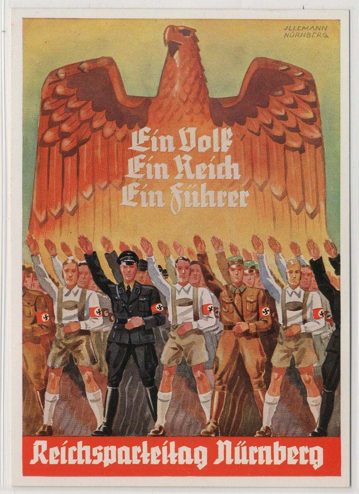 RP NÜRNBERG 1938 -
