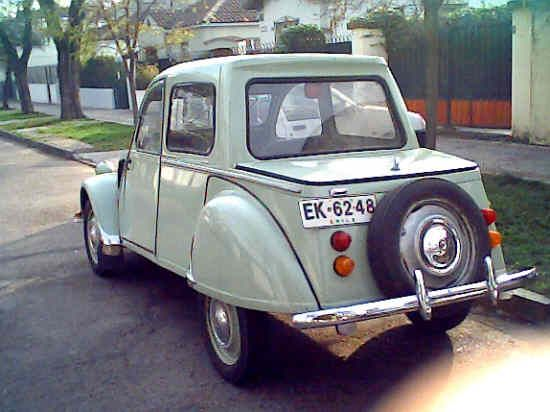 Citroën 2CV Citroneta Type Pickup 1953