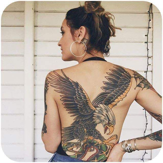 50 Glorious Rose Tattoo Design Ideas That You Ever Seen: 20+ Best Ideas About Eagle Tattoo Girl On Pinterest