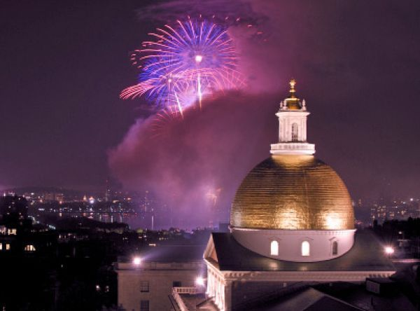 July 4 Fireworks In Boston Ma  Boston Boston Events July Shows  Things To Do Events  Bostoncom/BOSTON STRONG!