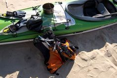 Kayaking Accessories for Beginners