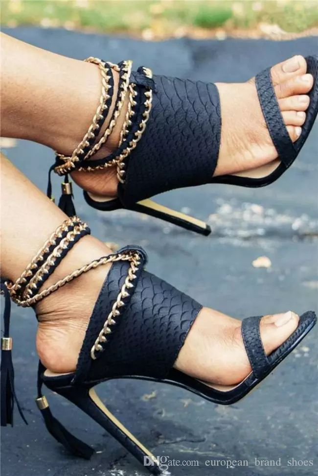 Sexy silver shoes, cute mens sandals, and exotic reef sandals, any kind of new fashion women's high heels shoes chain cross strap sandal pumps woman sexy peep toe sandals can make your summer much more beautiful, and find european_brand_shoes for more!