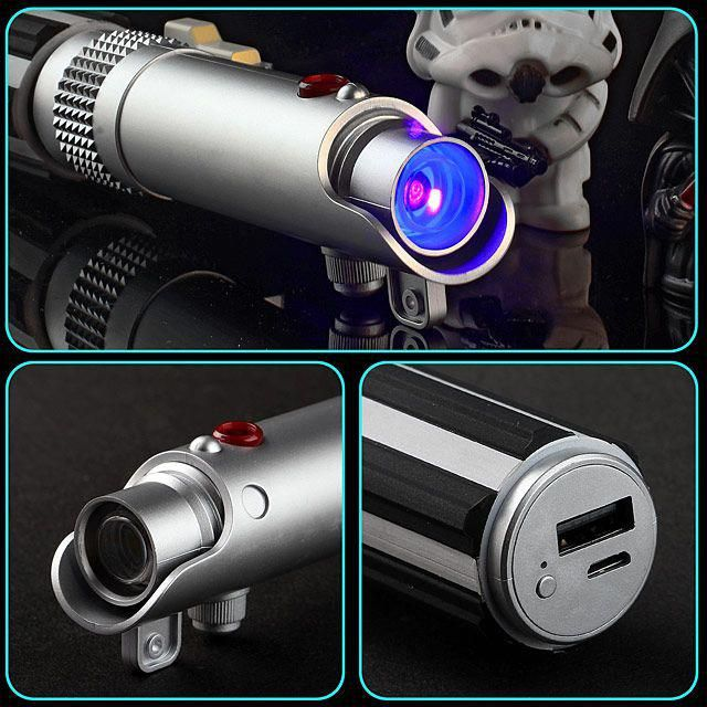 Old Battery Reconditioning Batterycharger Star Wars Light Saber Cool Technology Lightsaber