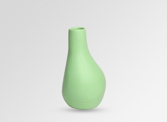 Medium Liquid Vase - Dream Green