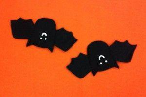 Flannel Friday: Two Little Black Birds / Two Little Black Bats