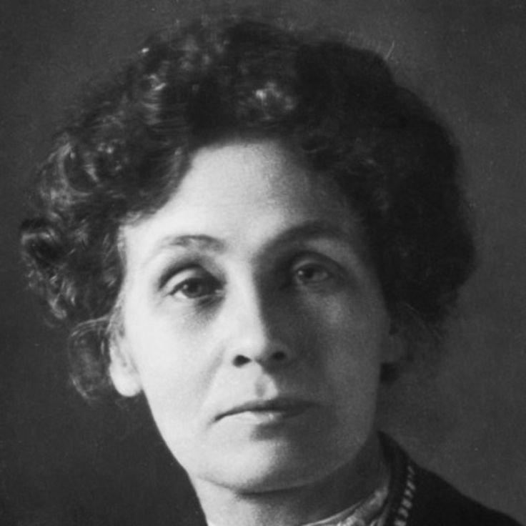 Emmeline Pankhurst founded the Women's Social and Political Union, whose members—known as suffragettes—fought to enfranchise women in the United Kingdom.