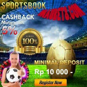 http://animebaruindo.blogspot.com/2014/09/agen-taruhan.html Maubet8 Agen Judi Taruhan Bola, Casino Online Terbaik dan Terpercaya di Indonesia