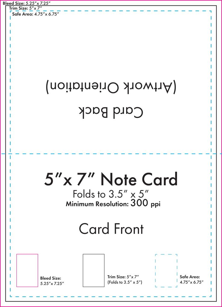 The Breathtaking 5 X 7 Note Card Template U S Press Within 3 By 5 Index Card Template Picture B Note Card Template Greeting Card Template Folded Note Card