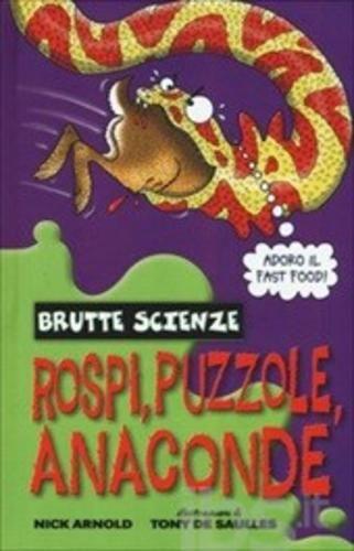#Rospi puzzole anaconde editore Salani  ad Euro 8.50 in #Salani #Libri libri per ragazzi
