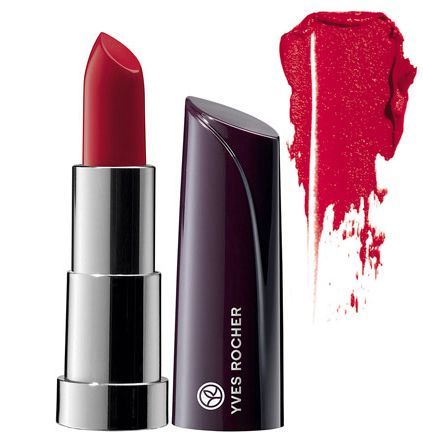 #yvesrochertr #grandrouge #lipstick #bordeux #makeup