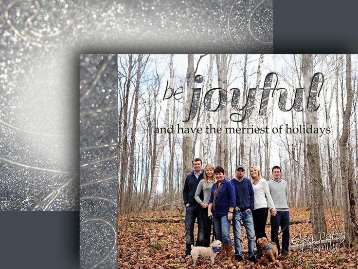 Be Joyful - front & back