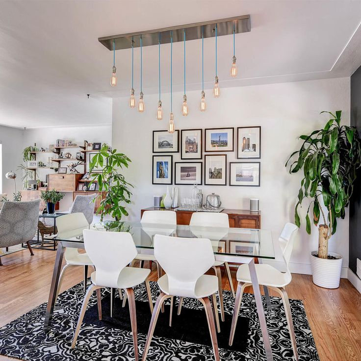 Modern Dining Sets Mix and Match to