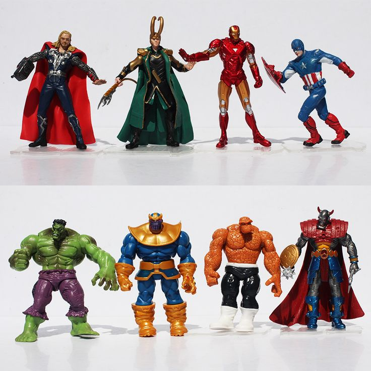 $480.00 (Buy here: https://alitems.com/g/1e8d114494ebda23ff8b16525dc3e8/?i=5&ulp=https%3A%2F%2Fwww.aliexpress.com%2Fitem%2F20Sets-lot-Superheroes-The-Avengers-PVC-Action-Figures-Toys-Hulk-Loki-Thor-Captain-America-Iron-Man%2F32435037000.html ) 20Sets/lot Superheroes The Avengers PVC Action Figures Toys Hulk Loki Thor Captain America Iron Man Figure Toy 12cm 8pcs/set for just $480.00