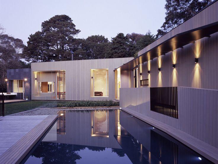 Pool. Bird de la Coeur Architects - McBride House Photos: Shannon McGrath