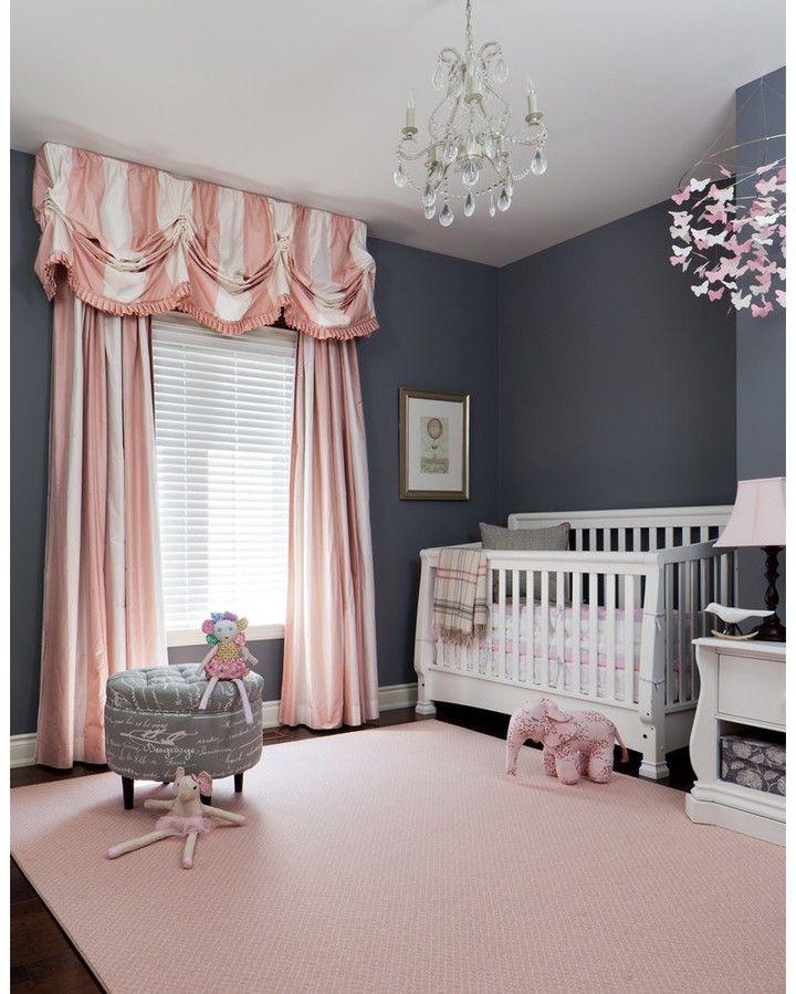 Children's Room by Merigo Design #merigodesign #tornto #childrensroom #nursery #interior #interiors #interiordesign #design #architecture by homeadore