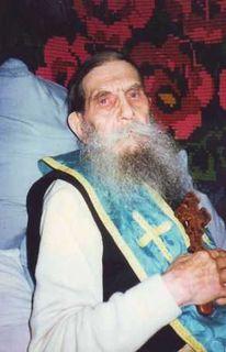 Отец Паисий(Олару)