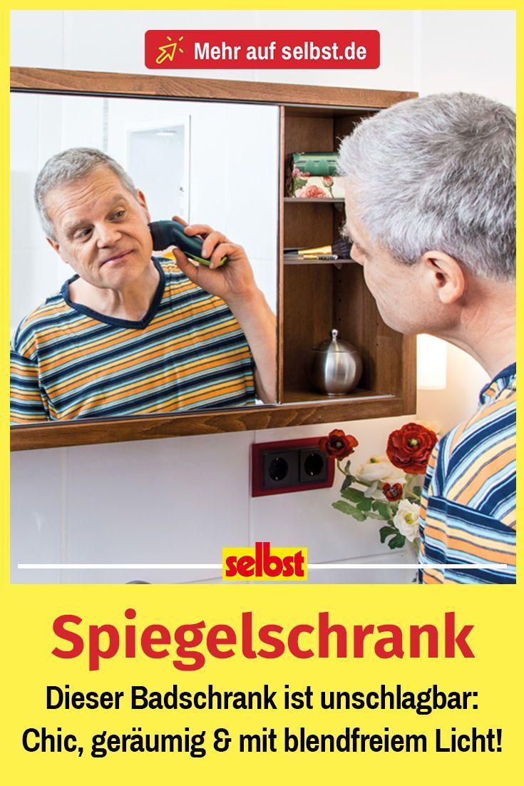 Badmobel Bauen Spiegelschrank Bad Spiegelschrank Mit