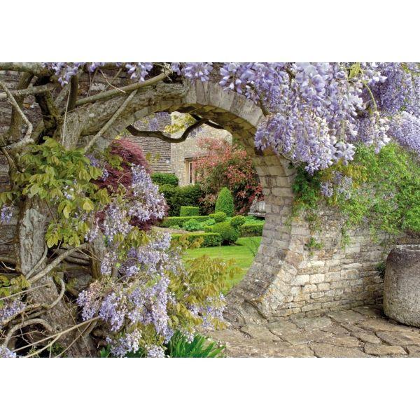Secret Garden - Biddestone Manor, Wiltshire