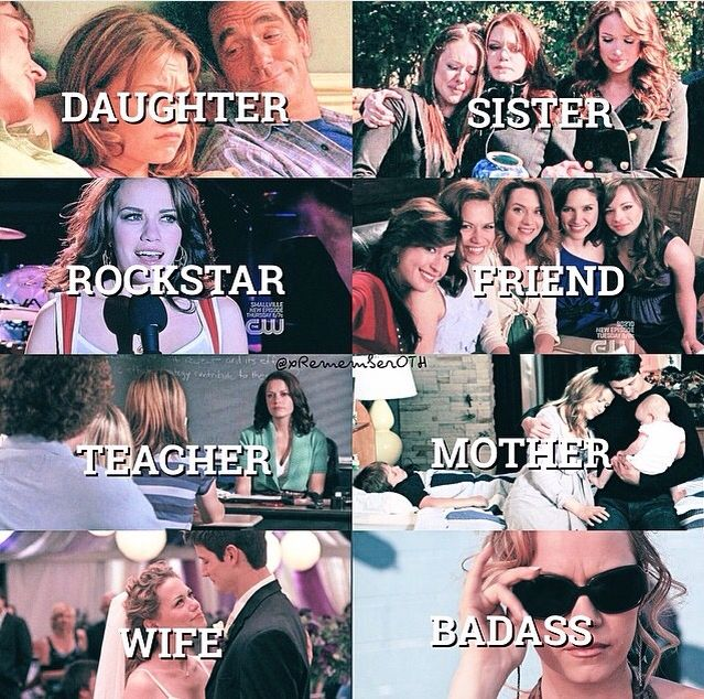 Haley James Scott.