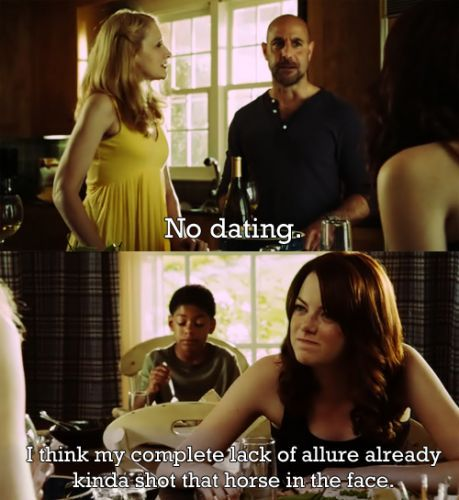 I feel this way too: Except, Funny Movie, The Face, Easy A, My Life, So True, Easya, Emma Stones Funny Quotes, True Stories