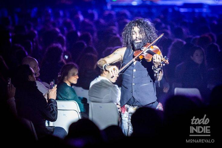 Ara Malikian en Madrid #aramalikian #madrid #concierto #livemusic