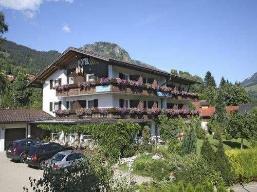Hotel Malerwinkl (***)  ERGEO UGAZ URBINA has just reviewed the hotel Hotel Malerwinkl in Bad Hindelang - Germany #Hotel #BadHindelang