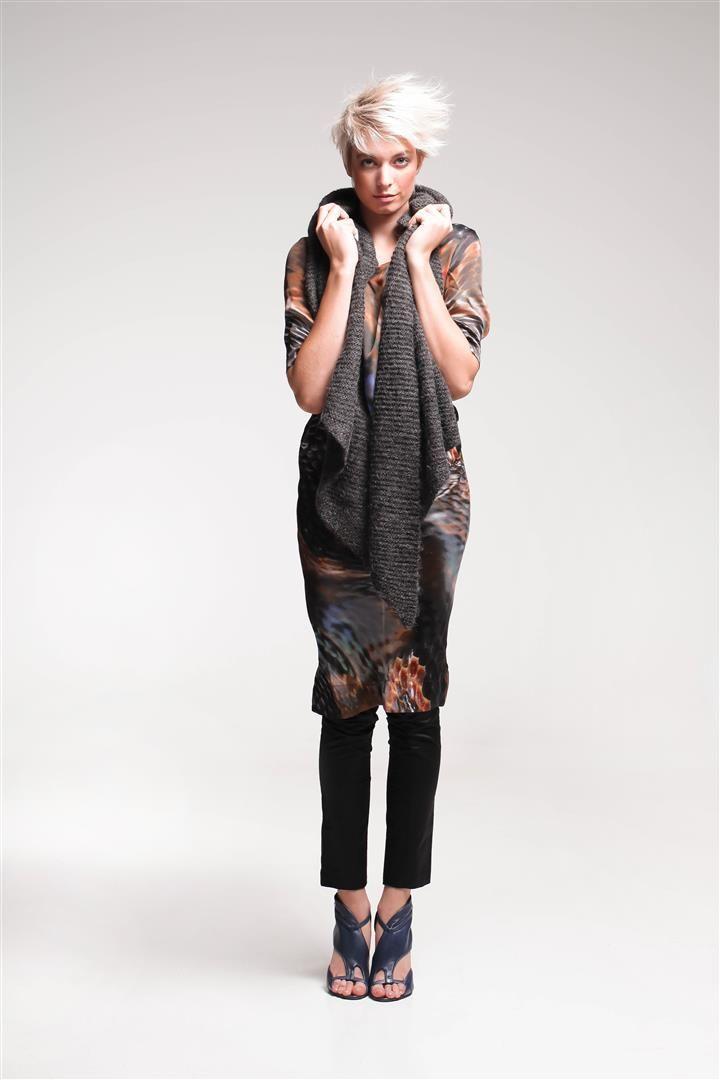 www.ogbagger.com - Ejsa snake + chunkey scarf