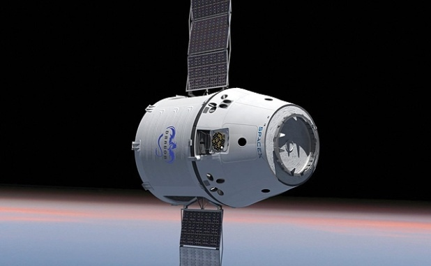 The NASA-led International Space Station (ISS) Mission Management Team has approved plans for the scheduled unberthing of the first U.S. commercial resupply mission spacecraft later this week, as the astronauts aboard the orbiting science laboratory wrapped up a fast-paced, 2,400-lb. cargo exchange.