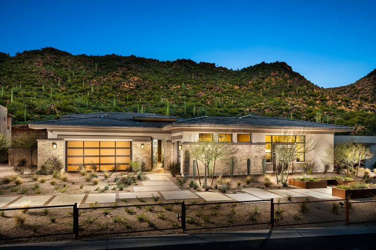 The Parker (AZ) is a luxurious Toll Brothers home design available at Toll Brothers at Adero Canyon. View this model's floor plans, design your own Parker (AZ) & more.