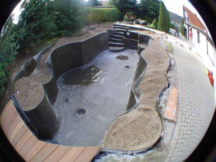 Awesome  Schwimmteiche Archive Teichbau Garten und Landschaftsbau Galabau Gartengestaltung Poolbau in Naunhof bei Leipzig Sachsen VODA Pinterest