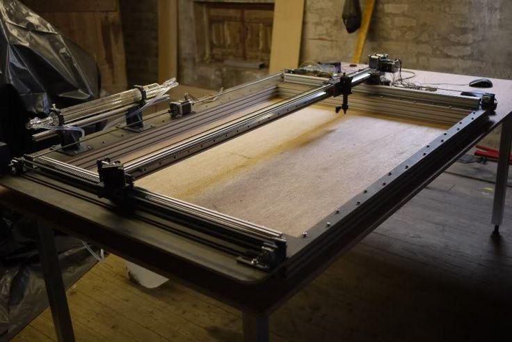 New Machine Build DIY Large Format Laser Cutter in 2019 ...