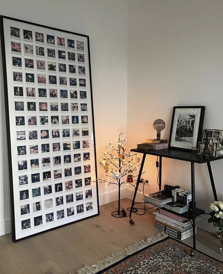 Polaroid picture frame